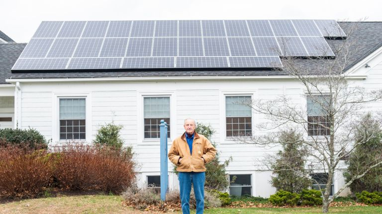Houses of worship take advantage of program that helps them afford solar power
